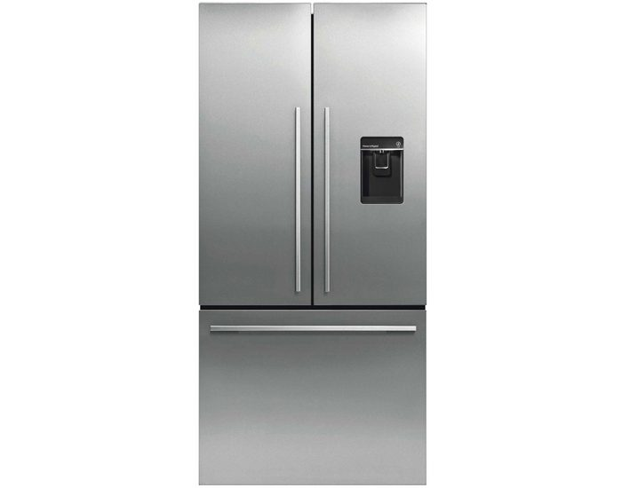 Fisher & Paykel RF522ADUX5 519L Stainless Steel French Door Fridge
