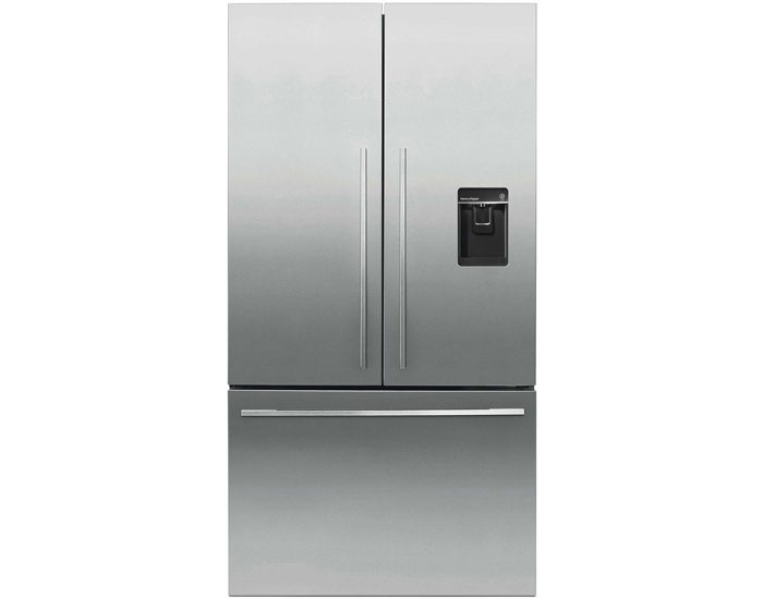 Fisher & Paykel RF610ADUX5 614L Stainless Steel French Door Fridge