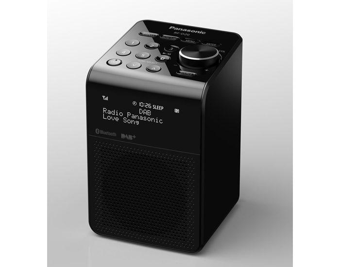Panasonic RFD20UGNK Bluetooth Digital Radio
