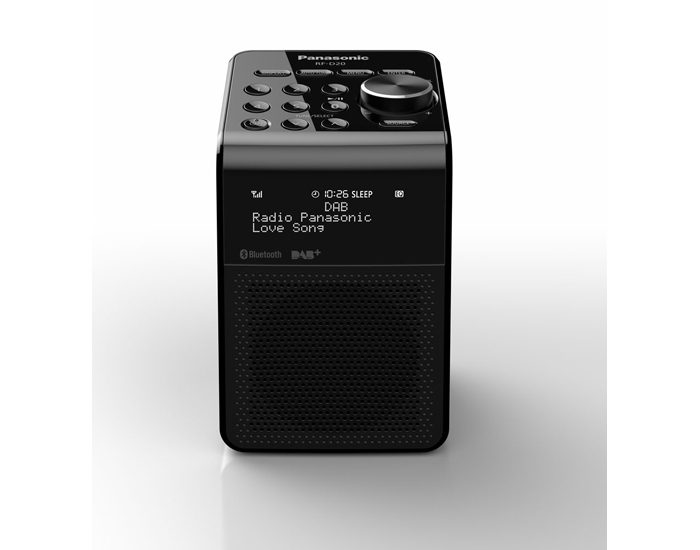 Panasonic RFD20UGNK Bluetooth Digital Radio