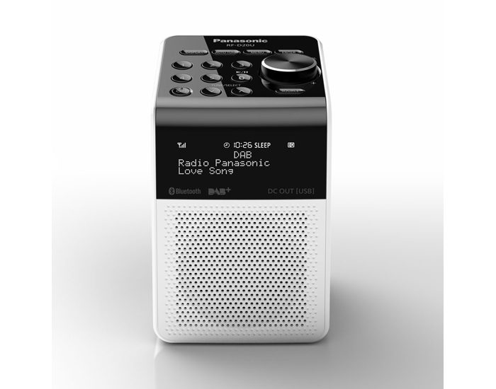 Panasonic RFD20UGNW Bluetooth Digital Radio