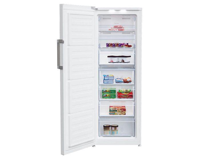Beko RFNE290E23W 290L Frost Free Freezer