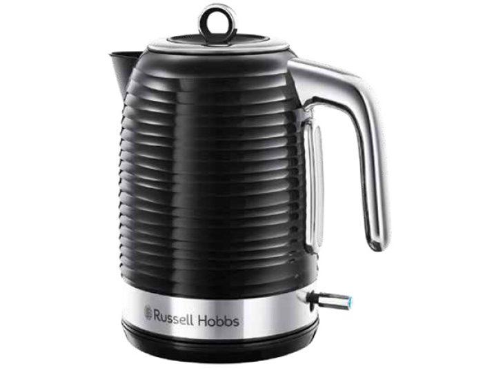 Russell Hobbs RHK112BLK 1.7L Inspire Kettle - Black