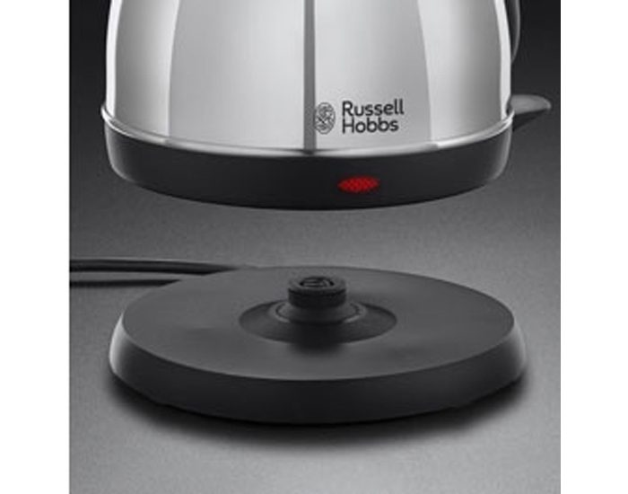 Russell Hobbs RHK4W 1.8L Eden Brushed Stainless Steel