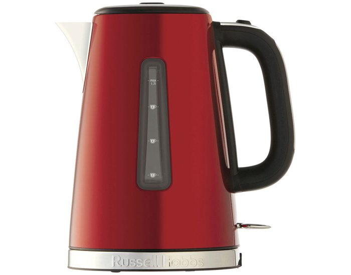 Russell Hobbs RHK62RBY 1.7L Lunar Kettle - Ruby Red
