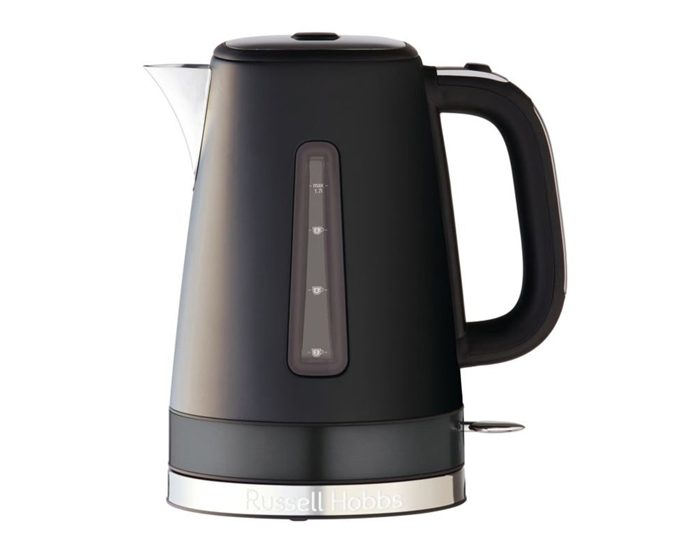 Russell Hobbs RHK92BLK 1.7L Brooklyn Kettle - Black