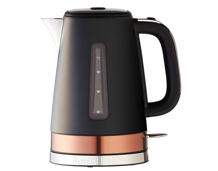 Russell Hobbs RHK92COP 1.7L Brooklyn Kettle - Copper