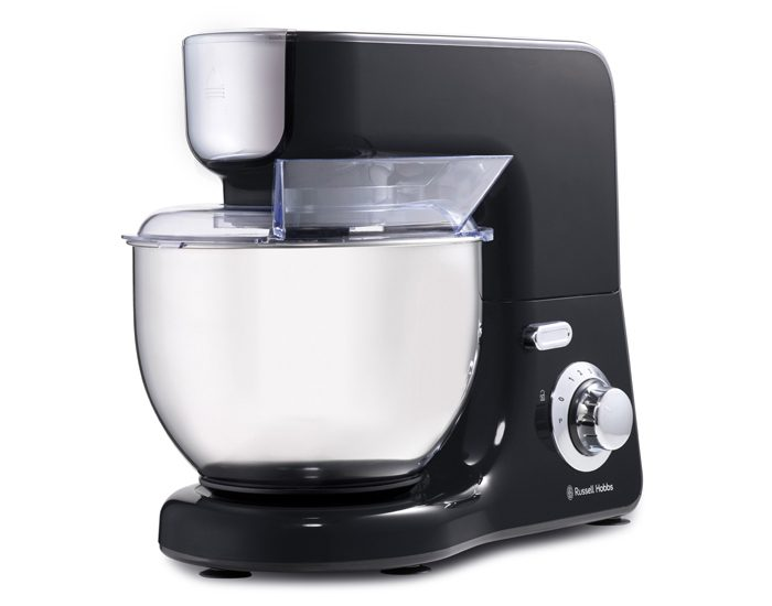 Russell Hobbs RHKM10 1000W Kitchen Mixer - Black