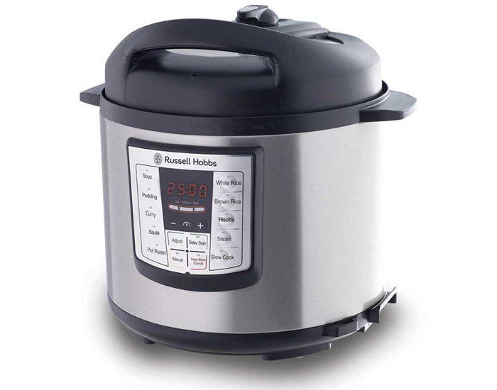 Russell Hobbs RHPC1000 1000W 6L Pressure Cooker