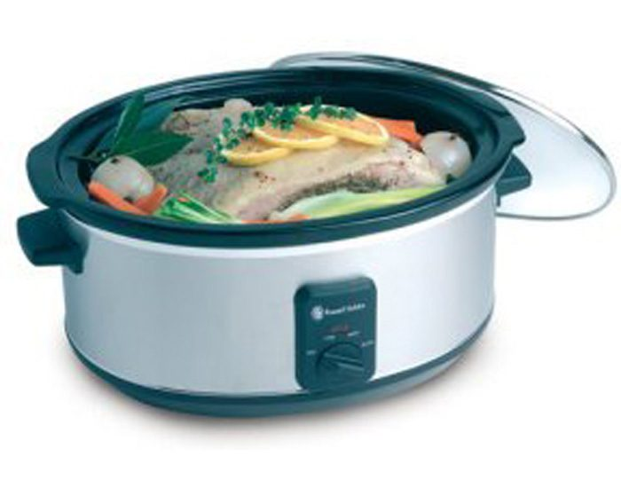 Russell Hobbs RHSC600 6L Slow Cooker