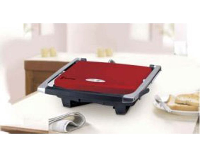 Russell Hobbs RHSP801RED 4 Slice Sandwich Press