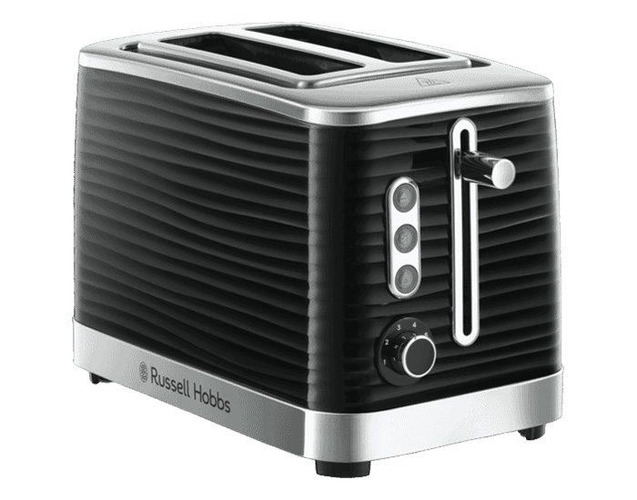 Russell Hobbs RHT112BLK Inspire 2 Slice Toaster - Black