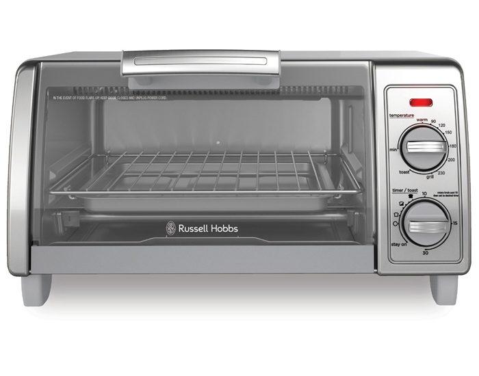 Russell Hobbs RHTOV10 1150W Mini Toaster Oven