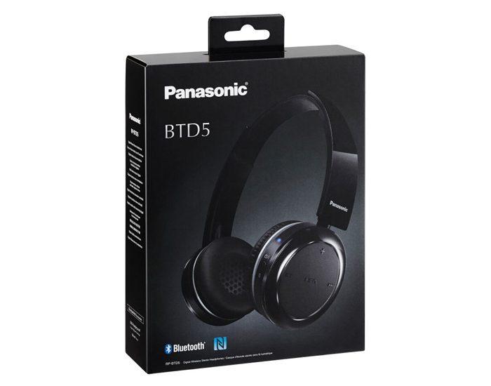 Panasonic RPBTD5EK Bluetooth Earphones