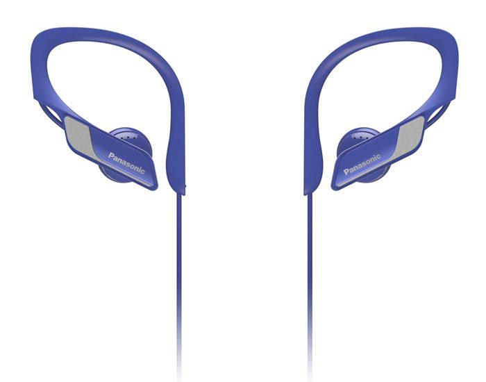 Panasonic RPBTS10EA Bluetooth Earphones - Blue