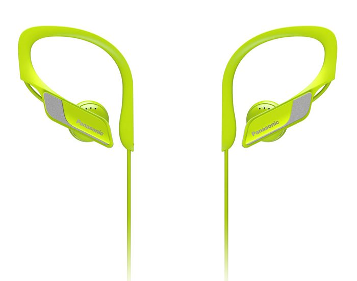 Panasonic RPBTS10EY Bluetooth Earphones - Yellow