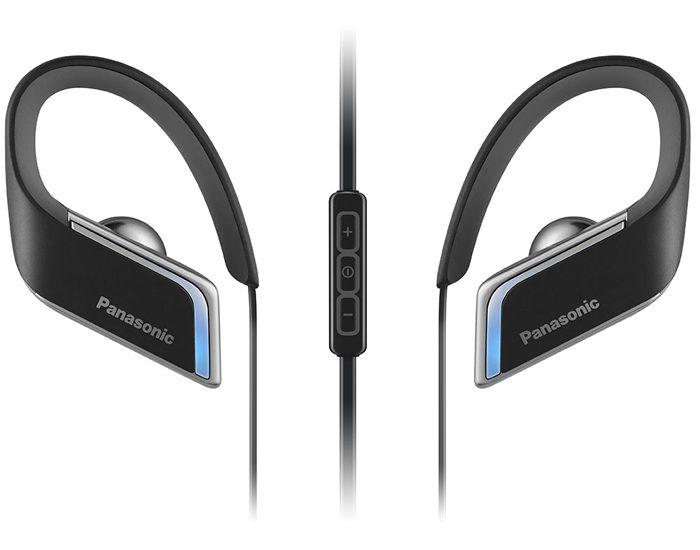 Panasonic RPBTS50EK Sports Bluetooth Earphones