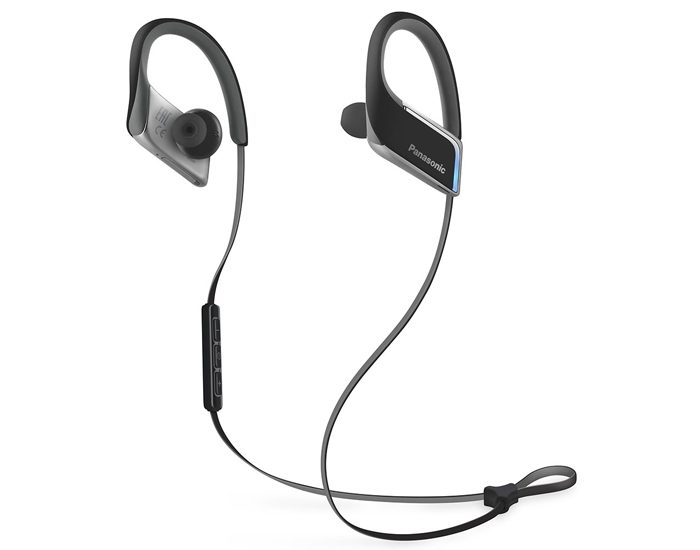 Panasonic RPBTS50EK Sports Bluetooth Earphones