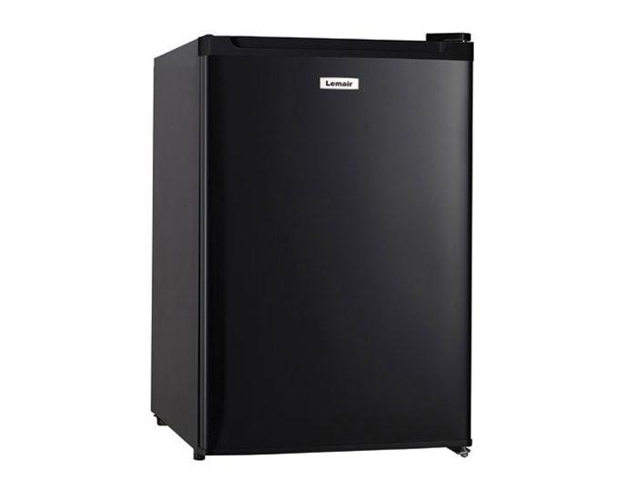 Lemair RQ115BK 115L Black Bar Refrigerator