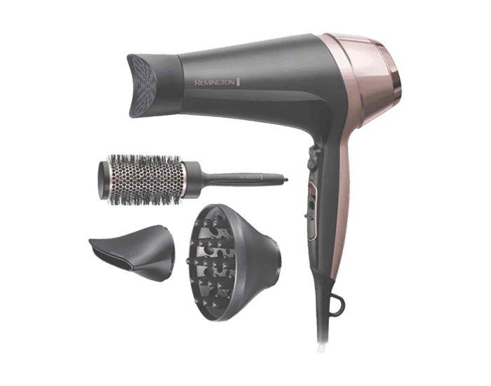 Remington Confidence Hair Dryer D5706AU Attachments