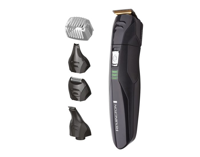 Remington PG6024AU All in One Titanium Rechargable Grooming Kit Main
