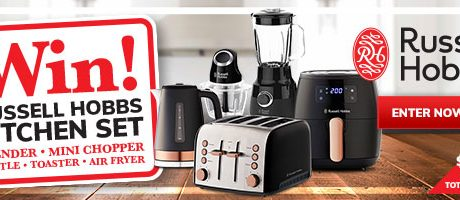 GIVEAWAY – Russell Hobbs Kitchen Pack