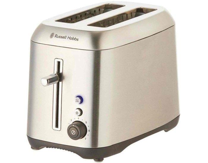 Russell Hobbs RHT82BRU Carlton 2 Slice Toaster Main