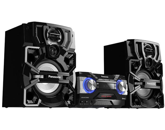 Panasonic SCAKX660GNK 1700W Mini System