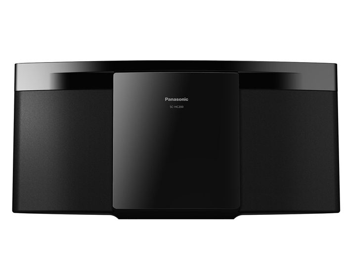 Panasonic SCHC200GNK 20W AM/FM Bluetooth Radio