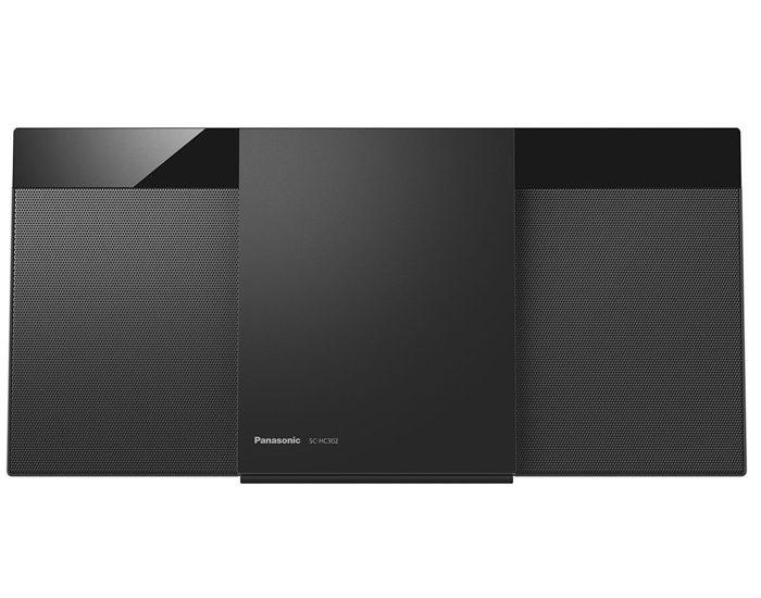 Panasonic SCHC302GNK 20W Digital Radio - Black