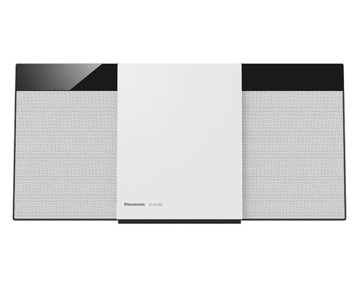Panasonic SCHC302GNW 20W Digital Radio - White