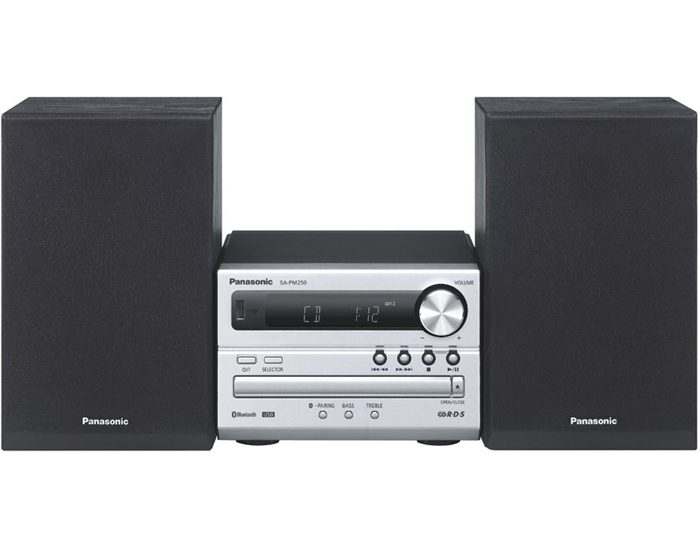 Panasonic SCPM250GNS 20W Bluetooth Sound System