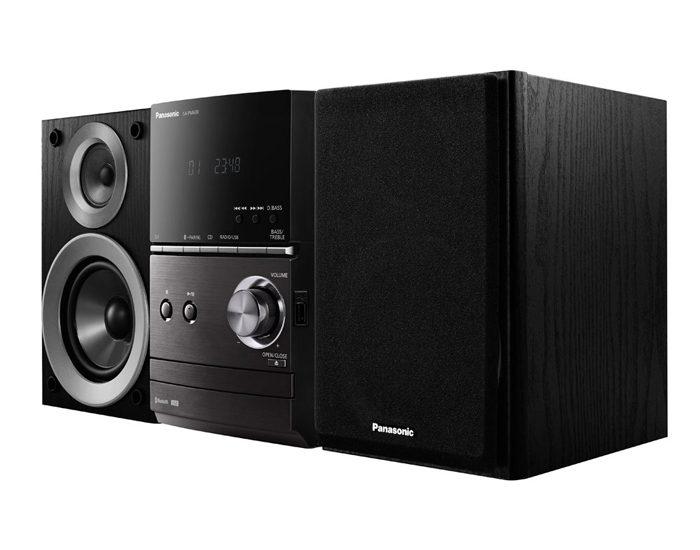 Panasonic SCPM600GNK 40W Bluetooth Micro Sound System