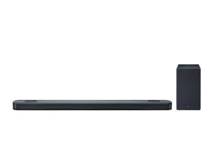 LG SK9Y 500W 5.1 Dolby Atmos Soundbar with Google Assist