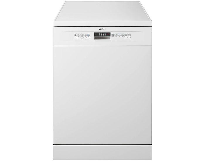SMEG DWA6314W 14 Place White Freestanding Dishwashers