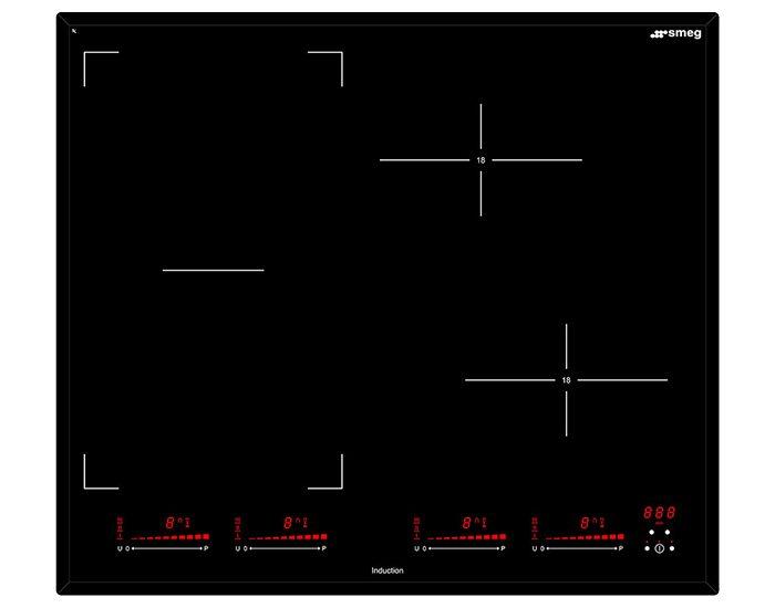 SMEG SAI64 SmartSense 60cm Induction Cooktop