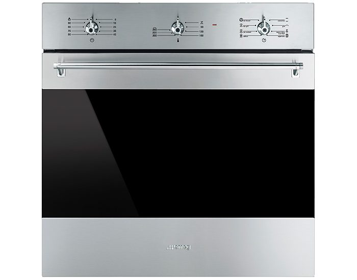 SMEG SFA6304X2 60cm Thermoseal Wall Oven
