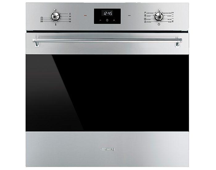 SMEG SFPA6300X 60cm Thermoseal Pyrolytic Oven