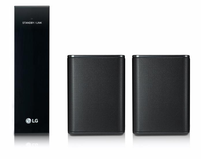 LG SPK8S 140W 2.0 Rear Speaker