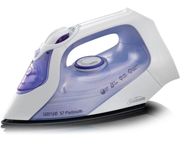 Sunbeam SR6575 2400W Verve® 57 Platinum Iron