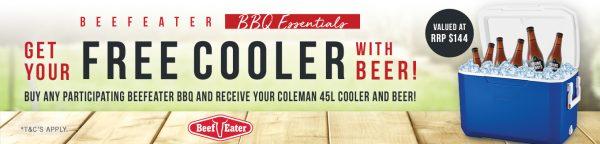 2021 Beef Eater Cooler and Beer desktop