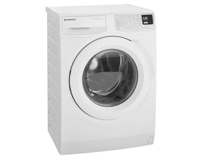 Simpson SWF7025EQWA 7kg Ezi Set Front Load Washer