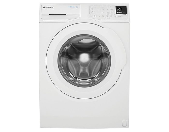 Simpson SWF7025EQWA 7kg Ezi Set Front Load Washer