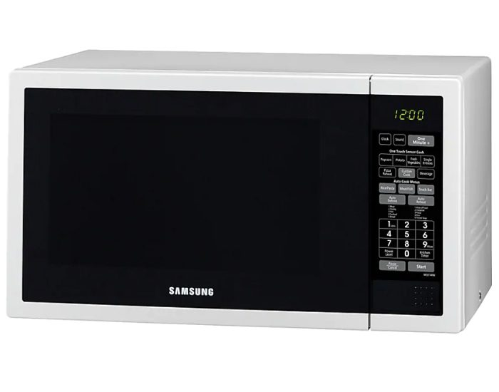 Samsung ME6144W 40L White Microwave