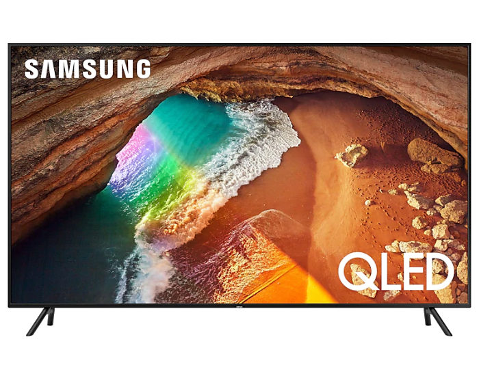 Samsung QA55Q60RAWXXY 55 Series 6 QLED TV Main