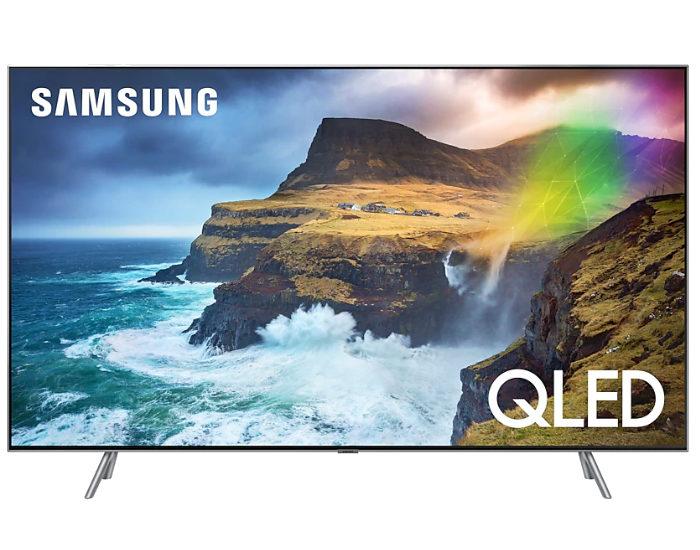Samsung QA55Q75RAWXXY 55 4K UHD QLED TV Main