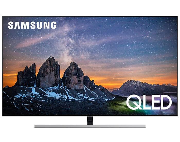 Samsung QA55Q80RAWXXY 55 4K UHD QLED TV Main