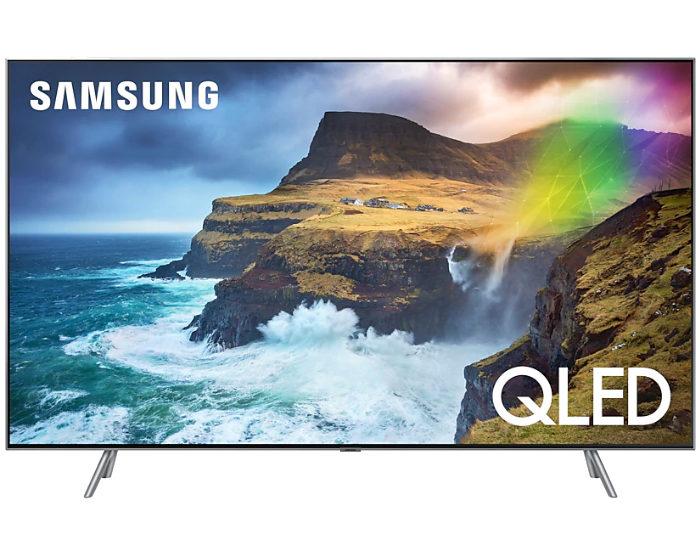 Samsung QA65Q75RAWXXY 65 4K UHD QLED TV Main