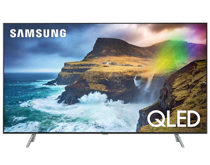 Samsung QA75Q75RAWXXY 4K UHD QLED TV Main