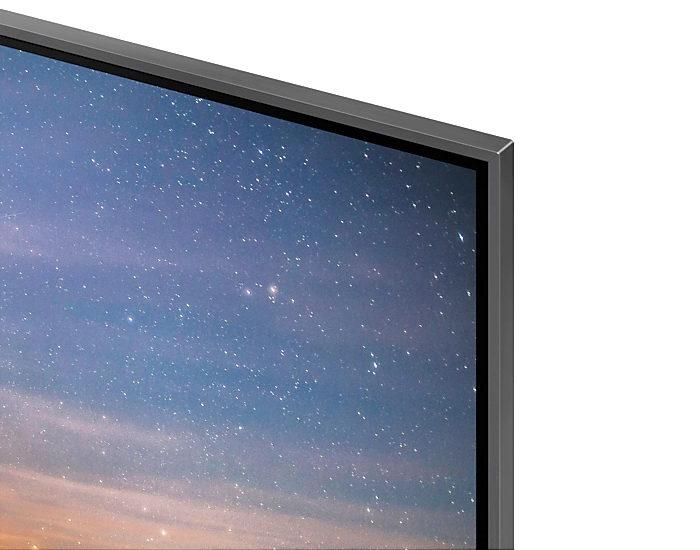 Samsung QA75Q80RAWXXY 75 4K UHD QLED TV Frame